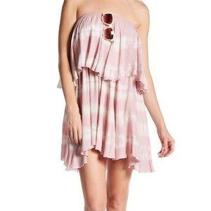 Tiare Hawaii Ocean Short Mini Dress One Size
